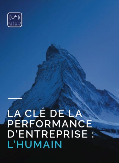 Whitepaper - Clé de la performance d'entreprise: l'Humain